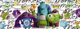 Monsters Campus Komar 1-470 monsters