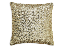 Arthouse Glitterati kussen Gold Sequin 008330