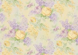 behang bloemen 34148-1