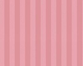 Behang roze strepen AS Romantica 3121-36