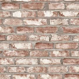 Behangpapier Steen EW3102 Exposed Warehouse verouderd