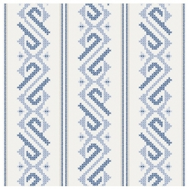 cozz kids 4024 wit blauw behang