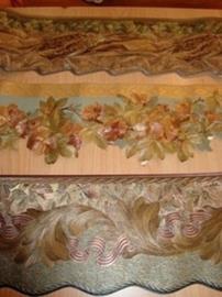 behangrand bruin goud engels geschulpt 61