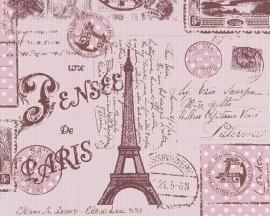 AS Creation Boys and Girls 93630-2 Parijs behang