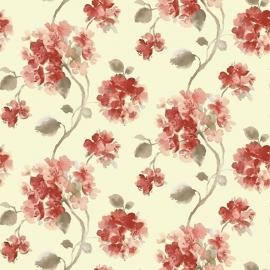 bloemen behang floraal Engelse stijl pob-006-01-2 grandeco