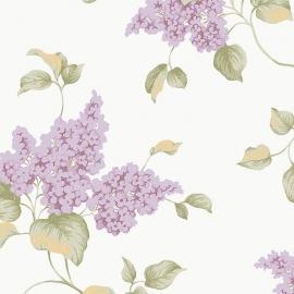 Norwall English Florals bloemen behang G34319