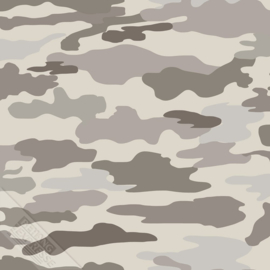 jongens behang  Legerprint camouflage 27149