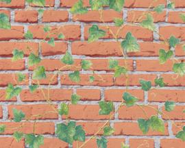 steenstrips behang klimopplanten essentials 31942-2