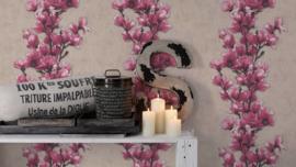 bloemen behang modern 32139-1