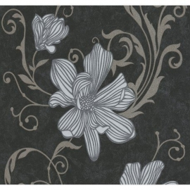 DUTCH CARAT 13344-20 behang bloemen