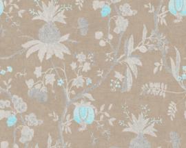 Bloemen behang 36719-3