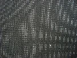 zwart glitter vlies behang 86