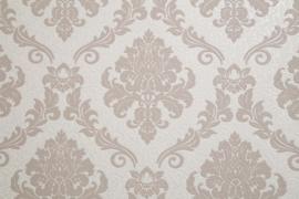 barok behang glitter beige creme 1368-12 palitra