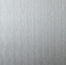 Zilver glim behang 906803