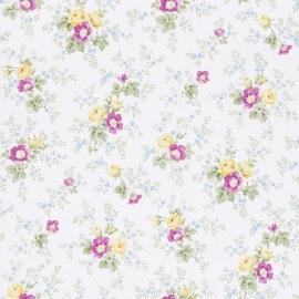 Petite Fleur 3 engelse bloemetjes behang 285009