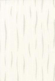 wit glitter vlies behang  x98