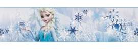 Kids@Home Disney Frozen Snow Queen behangrand 90-066