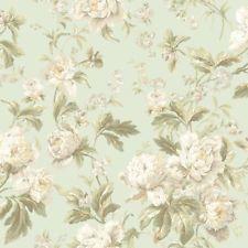 Engelse Bloemen behang WA7805