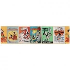 Kids@Home Disney Mickey Vintage behangrand 90-047