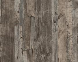 AS Creation Decoworld behang 95405-1 Verweerd Sloophout