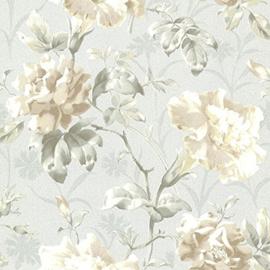 Bloemen behang juliana floral blue fd21000
