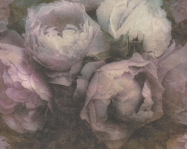AS Création vliesbehang bloemen rozen 37392-2