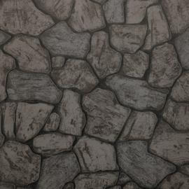 Natuursteen behang grote stenen 13592-10