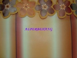 opruiming bloemen combinatie behang xd3