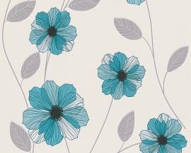 A.S. Creation bloemen behang 94162-2 / 941622