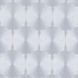 raamfolie retro 3d  rondjes cirkels xx4