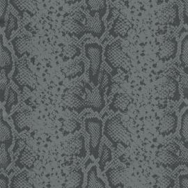 mandalay slangenhuid behang met glitter 281033