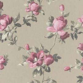 Bloemen behang Rasch Emilia 502138