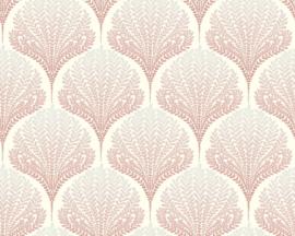 Retro behang rose 36310-4