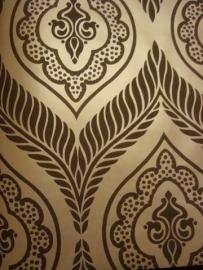 arabisch vinyl barok behang 29