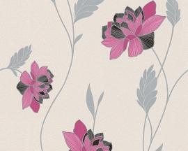 A.S. Creation bloemen behang 95718-2 / 957182
