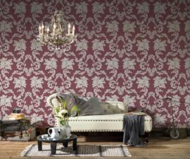 glitter behang bloemen bling bling 33867-4