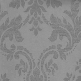 grijs barok behang 62032