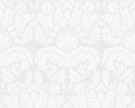 wit overschilderbaar behang barok 95135-1