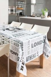 150-059 wit grijs steden tafelzeil