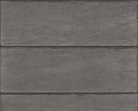 AS Creation Murano 7098-13 Stone grijs zwart behang