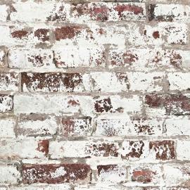 Bakstenen Behang J985-08
