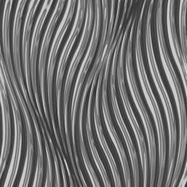 Retro behang  3d  metalic reflets L77219