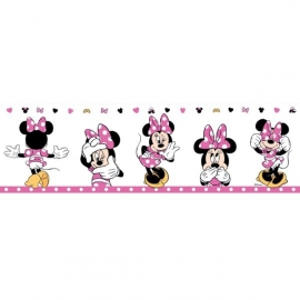 minnie mouse behangrand 3502-2