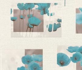 bloemen vinyl 853315