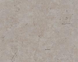 Beton behang bruin grijs 36911-1