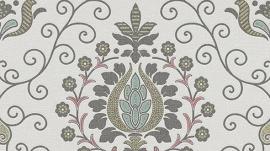 barok glitter behang Erismann Serail  6806-15
