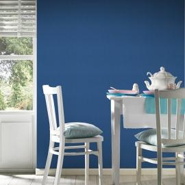 unie blauw behang 94096-6 As creation