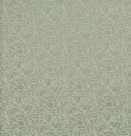 BN Wallcoverings Glamorous 46773 off-white, zilvergrijs kant behang vlies