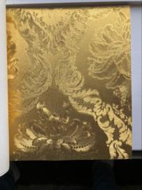 Barok behang goud xx09