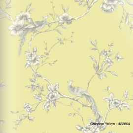 CHINOISE YELLOW BEHANG - Arthouse Options 2 422804